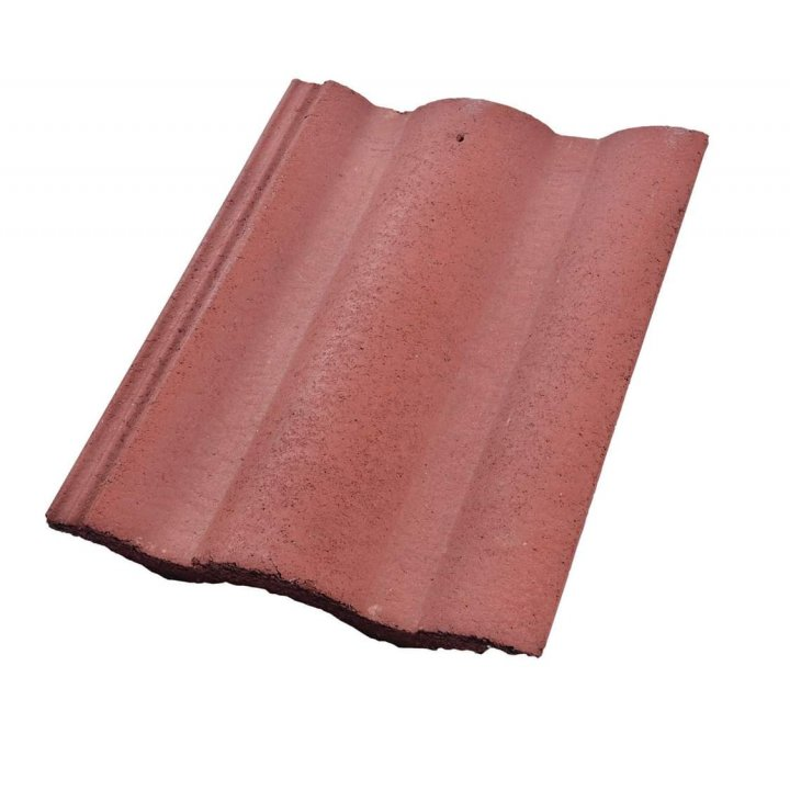 Villa Red Iron Oxide